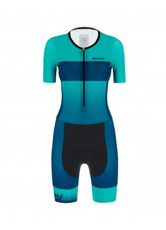 0T body triathlon m/corta DONNA