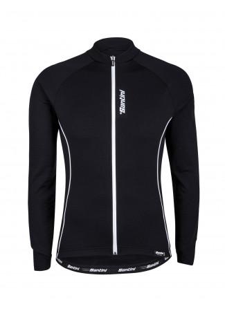 ORA L/s jersey BLACK
