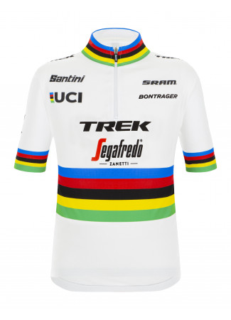 TREK- SEGAFREDO 2020 - WORLD CHAMPION KID JERSEY