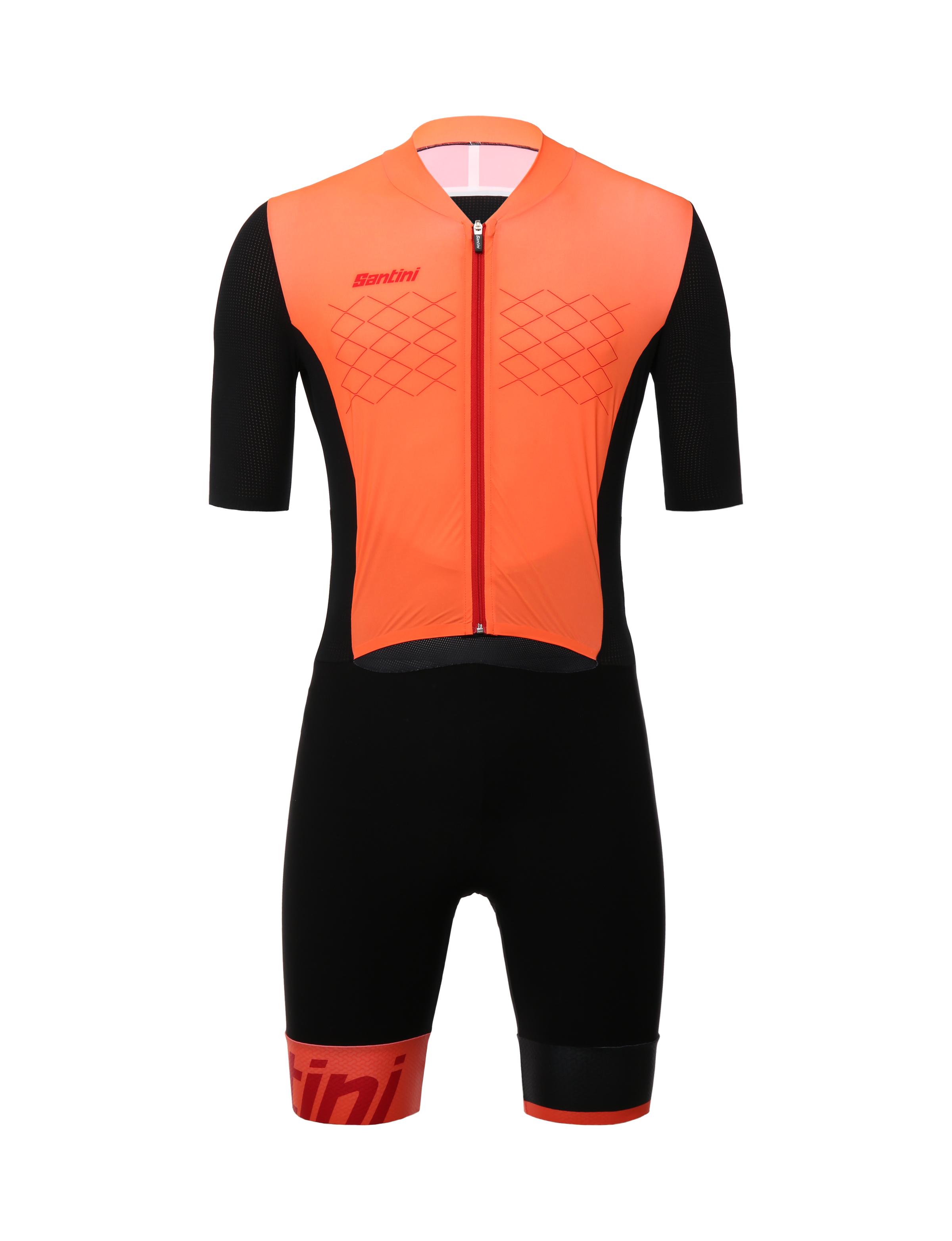 redux 2019 road skinsuit flashy orange