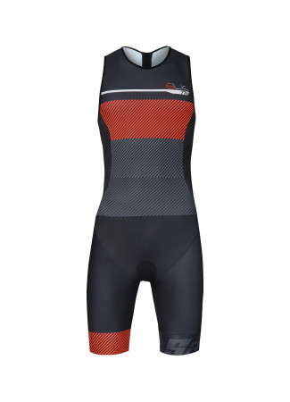 SLEEK 775 - BODY TRIATLÓN NARANJA FLÚOR