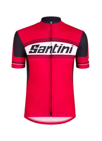 TAU S/S JERSEY RED