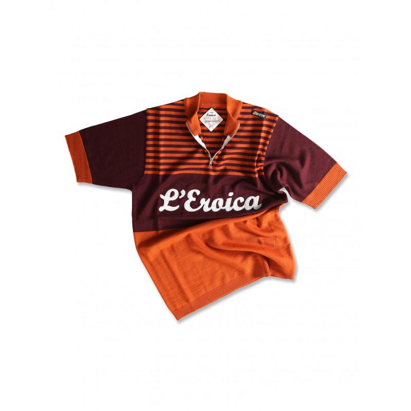 EROICA - GAIOLE IN CHIANTI S/s jersey