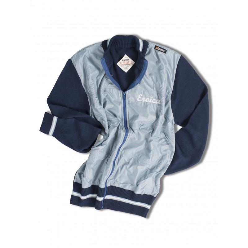 EROICA CHIANTI Wool sweater