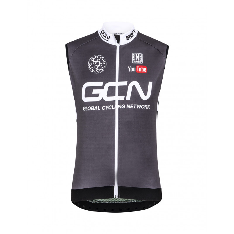 GCN 2015 Windstopper vest