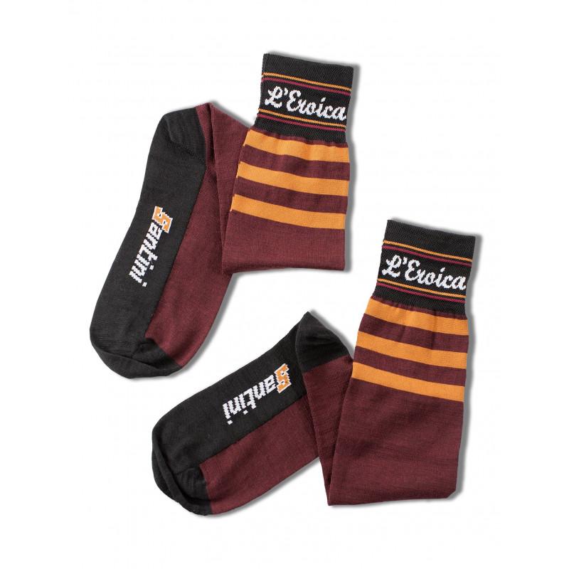 EROICA Wool socks