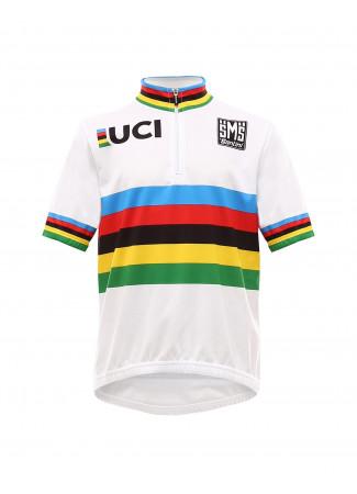 UCI CHAMPION DU MONDE ENFANTS MAILLOT