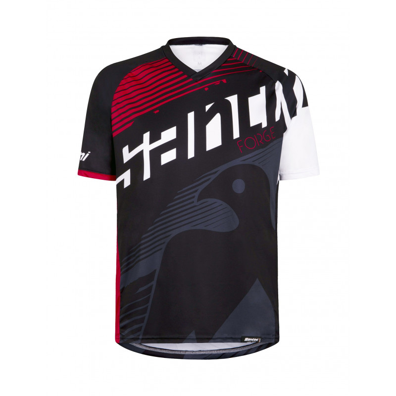 FORGE mtb s/s jersey RED