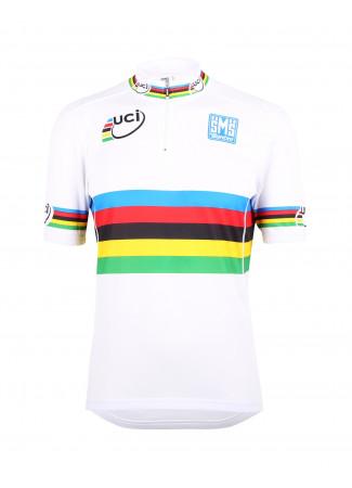 UCI Campione del mondo maglia m/c