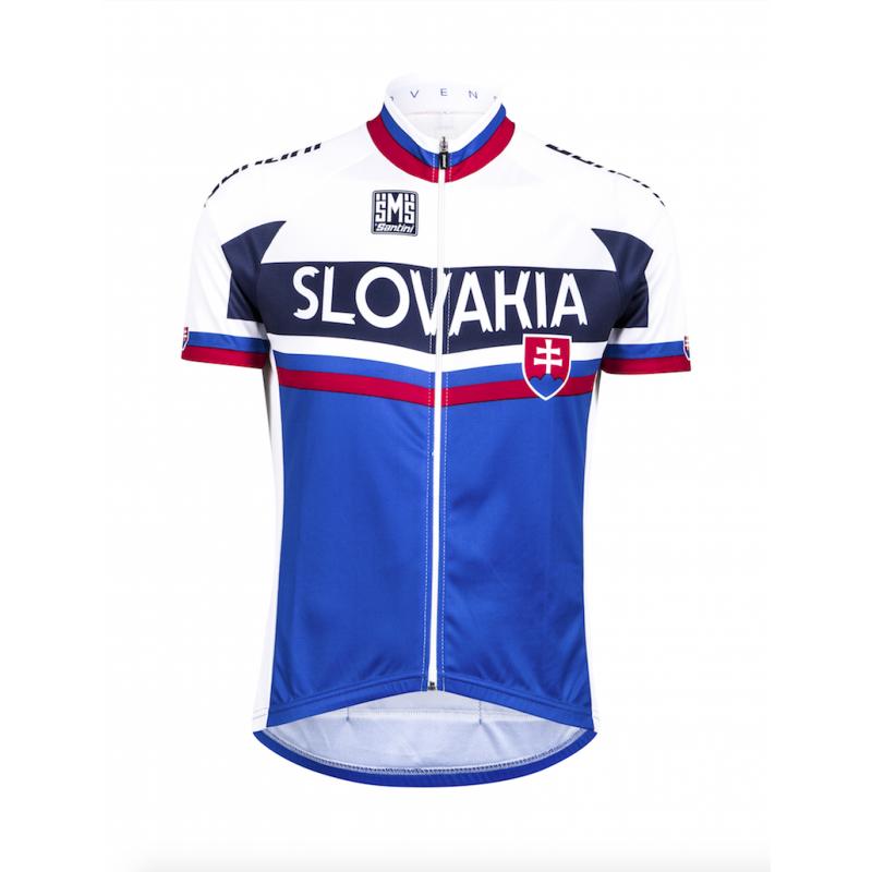 Nazionale Slovacca 2016 Maglia m/c