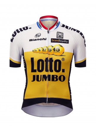 TEAM LOTTO JUMBO 2016 - Team original s/s jersey