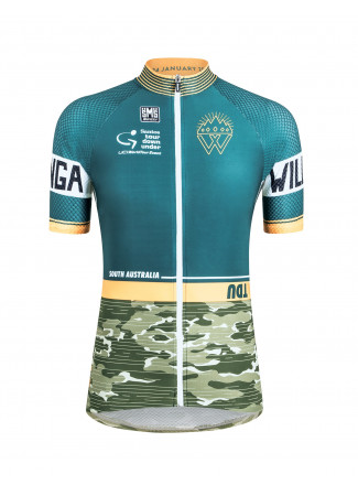 TDU OLD WILLUNGA HILL Short sleeve jersey