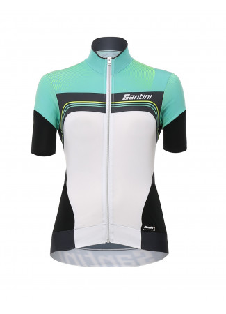 QUEEN OF THE MOUNTAINS - S/S WHITE JERSEY