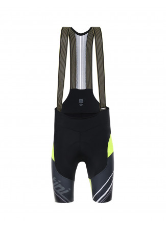 TONO -YELLOW BIB SHORTS