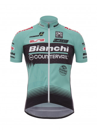 BIANCHI COUNTERVAIL 2016 Maglia m/c merchandise
