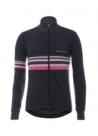 MAGLIA NERA - L/s Wool Jersey