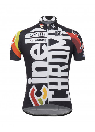 CINELLI CHROME 2017 TRAINING KIT - Maglia m/c Replica