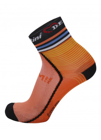 TEAM DE ROSA-SANTINI 2017 - Summer Socks