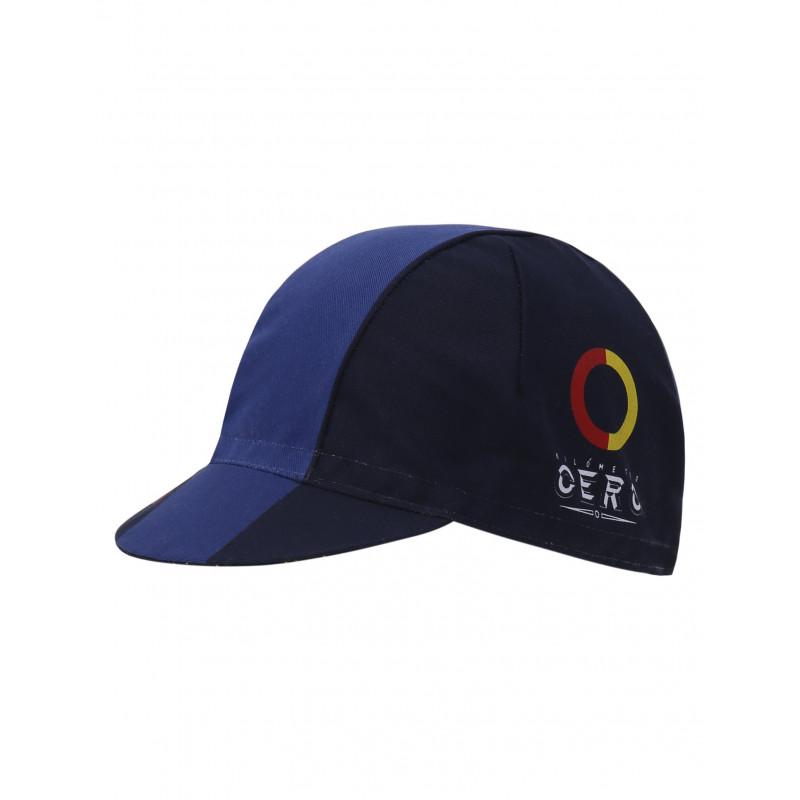 KILOMETRO CERO - Cappellino in cotone