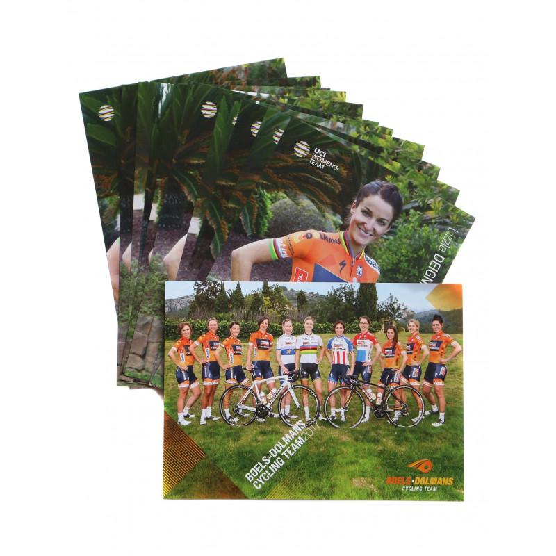 BOELS-DOLMANS - Team Card
