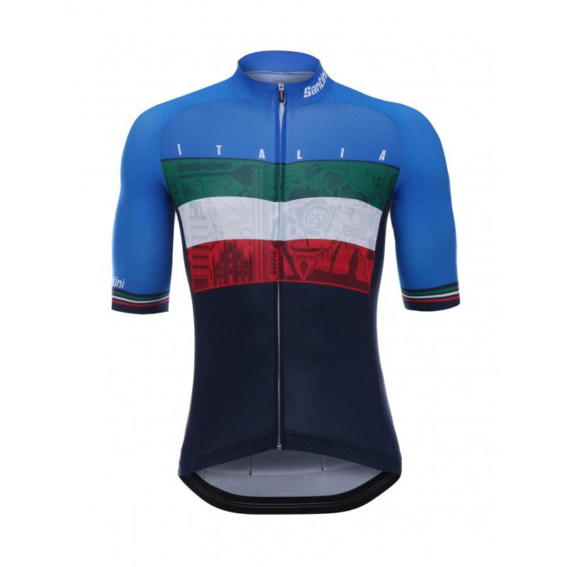 ITALIA TRICOLORE - Maglia m/c