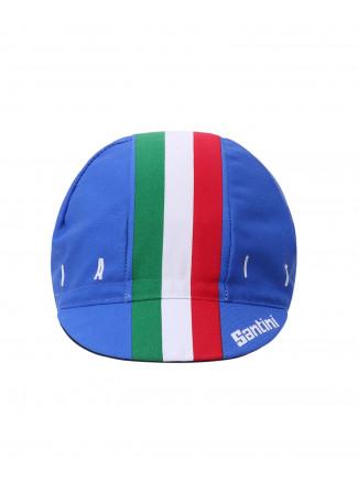 ITALIA TRICOLORE - Cappellino in cotone