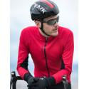 Beta winter- Red jacket