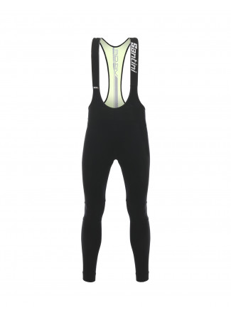 Vega 2.0 - Fluo Yellow Bib-tights