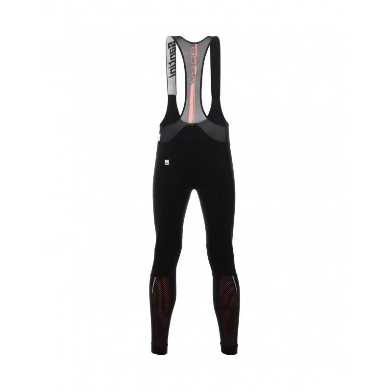 Vega 2.0 - Black Bib-tights