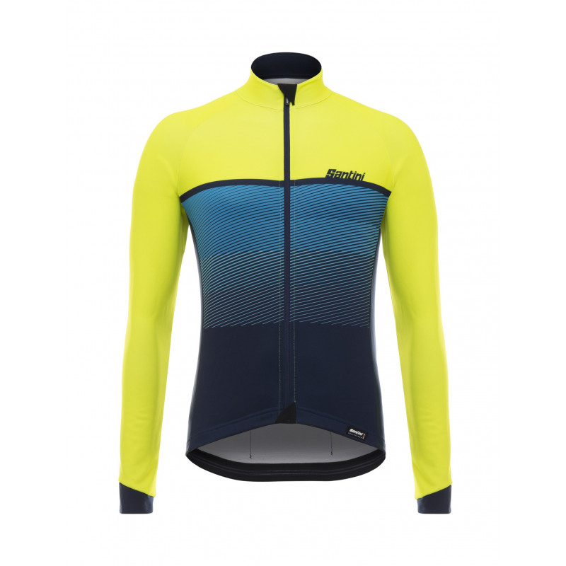 EPIC- L/S JERSEY YELLOW FLUO