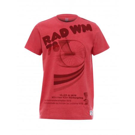 RAINBOW - RED T-SHIRT