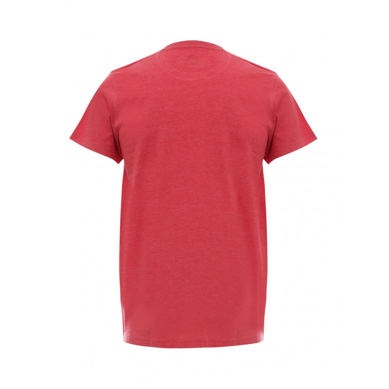 RAINBOW - T-SHIRT ROSSA