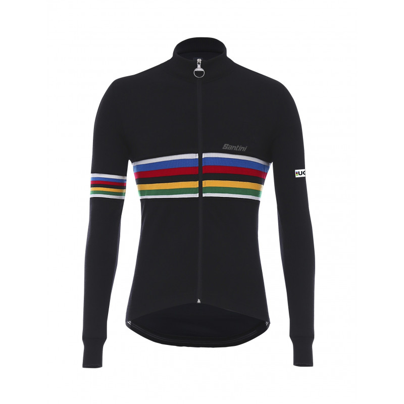 5c04c0dda0b9 UCI WOOL L s wool Jersey Size XS
