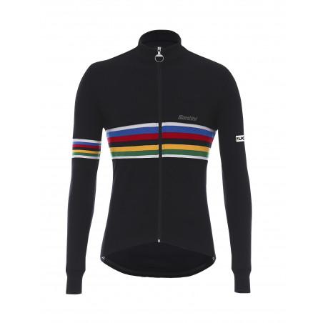 UCI WOOL Maglia m/l in lana