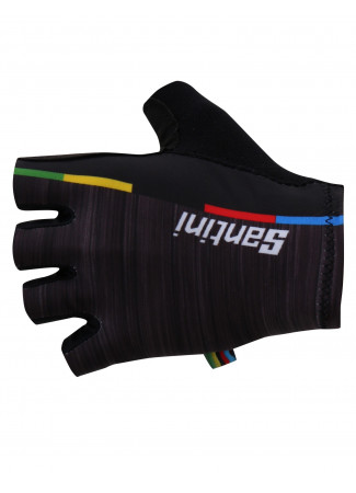 Pantaloncini Uomo Santini UCI Rainbow Redux