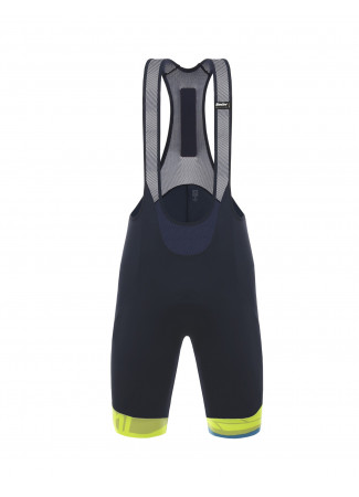 ACE - BIB-SHORTS YELLOW