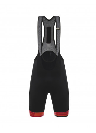 ACE - BIB-SHORTS RED