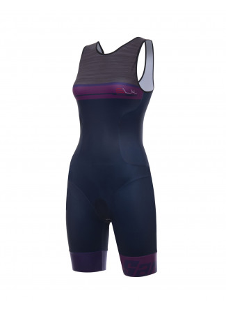 SLEEK 776 - BODY TRIATHLON DONNA TURCHESE