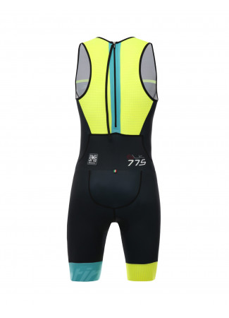 SLEEK 775 - TRISUIT YELLOW