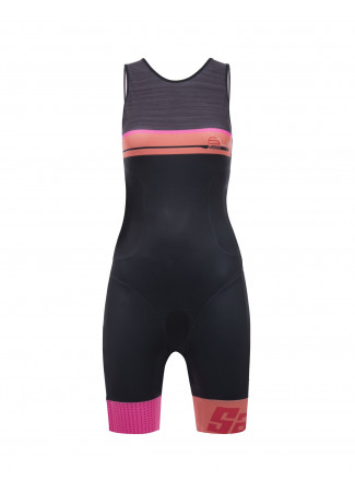 SLEEK 776 - BODY TRIATHLON DONNA FUXIA