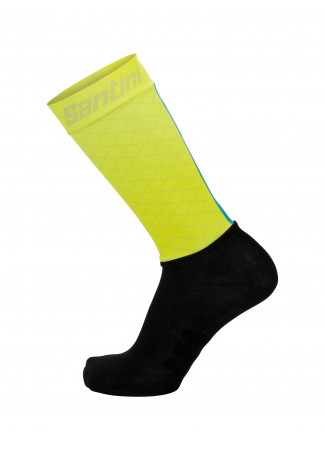 REDUX - SOCKS FLASHY YELLOW