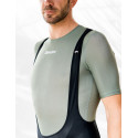 LIEVE - S/S BASELAYER MILITARY GREEN