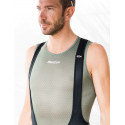LIEVE - SLEEVELESS BASELAYER MILITARY GREEN
