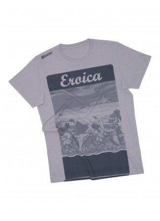 EPOCA - T-SHIRT GRIGIO