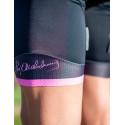 MAGLIA NERA - Bib-shorts
