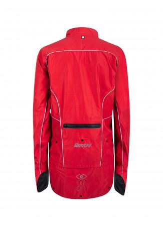 DRUN Rain jacket RED