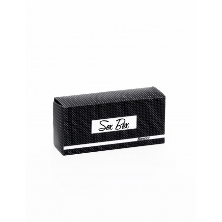 SOX BOX -  BLACK MIX