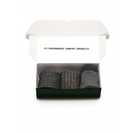 SOX BOX -  MILITARY GREEN MIX