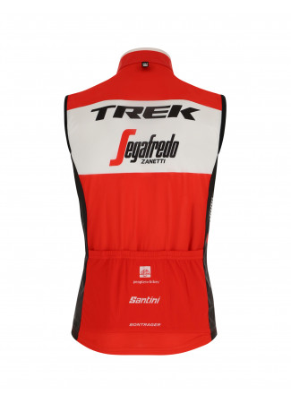 TREK-SEGAFREDO 2019 - GILET ANTIVENTO