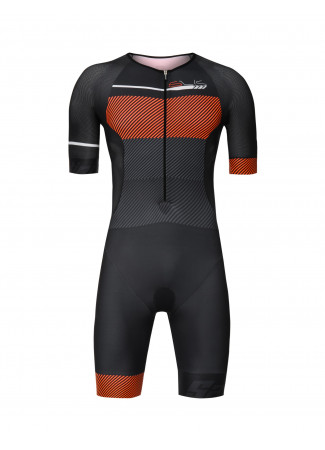 SLEEK 777 2019 - BODY TRIATHLON M/C ARANCIO FLUO